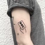 Play your cards right tattoo by Julim Rosa