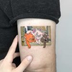 The Aristocats tattoo by Eden Kozo