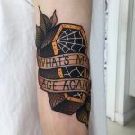 What's my age again tattoo by Luke.A.Ashley