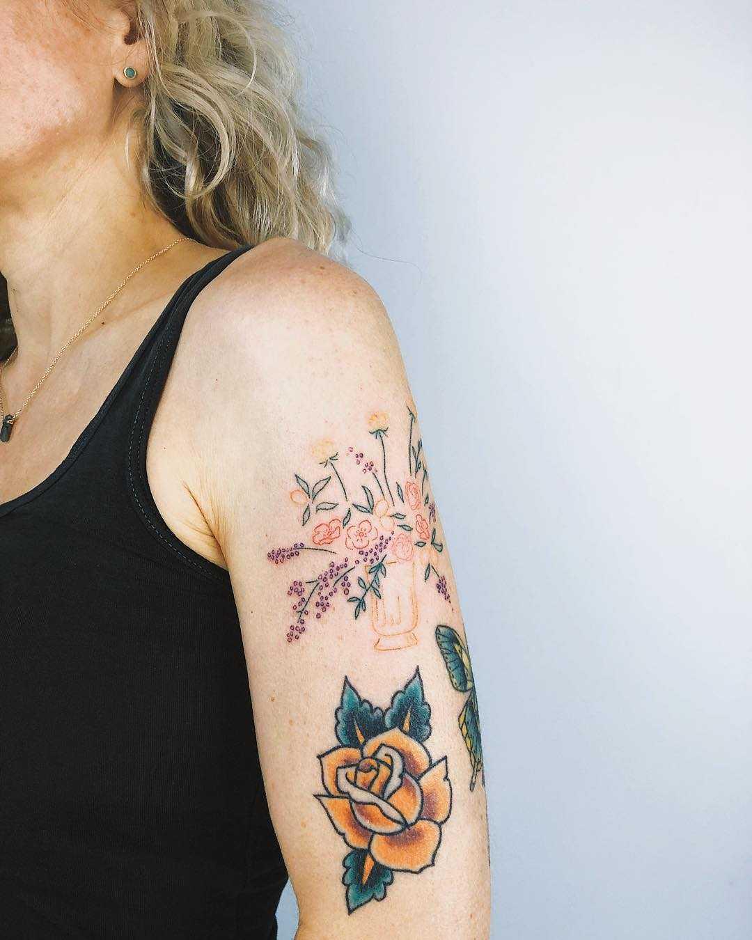 Flowers by Kelli Kikcio