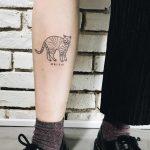 Maisie tattoo by Kelli Kikcio