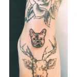 Mini French Bulldog by Zaya Hastra