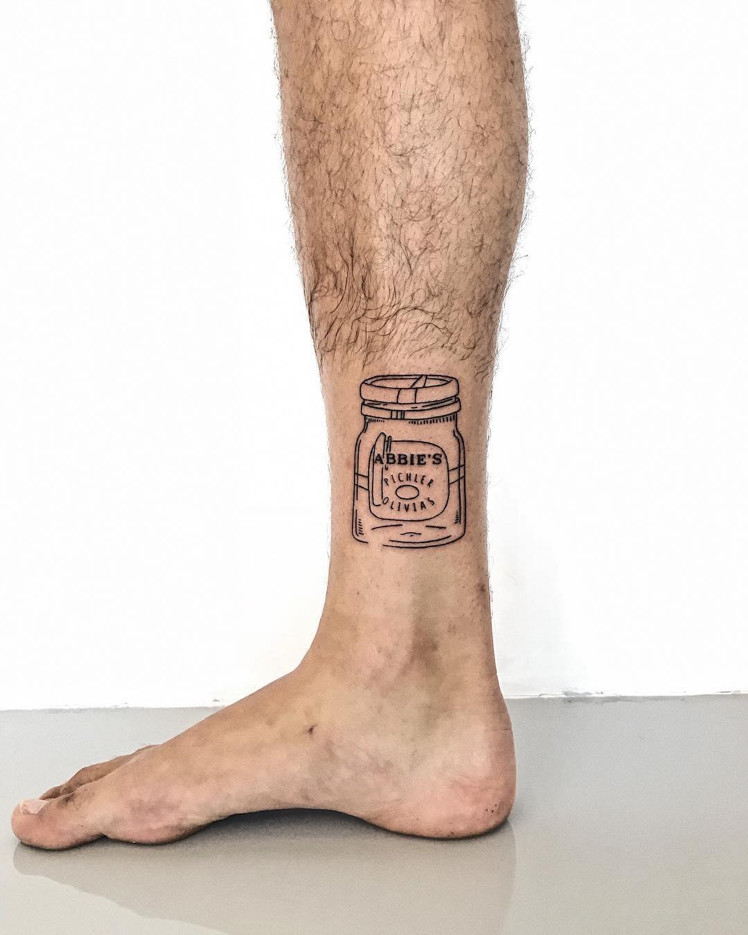 Pichler Olivias tattoo by Sasha But.maybe
