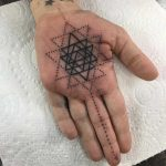 Sri Yantra tattoo by Luke.A.Ashley