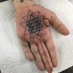 Sri Yantra tattoo by Luke.A.Ashley