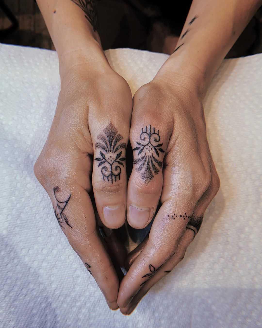 Energy exchange tattoo by Belladona Hurricane