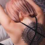 Large mandala tattoo by Matt Stopps