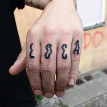 Loca tattoo by Julim Rosa