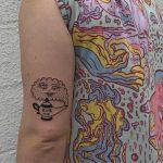 Rub me by tattooist yeahdope