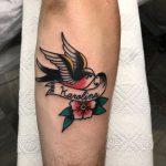 Tattoo for Karolina by Łukasz Krupiński