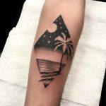 Tropical rhombus by Matt Stopps