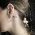 Wild tattoo by Kirk Budden