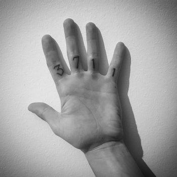 3711 tattoo by Philipp Eid