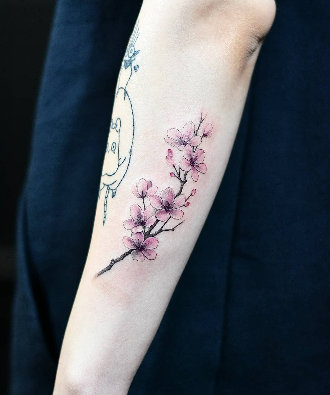 Cherry blossom by Dragon Ink