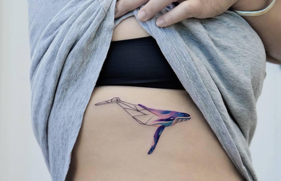 Geometric-watercolor-whale-by-Rey- Jasper