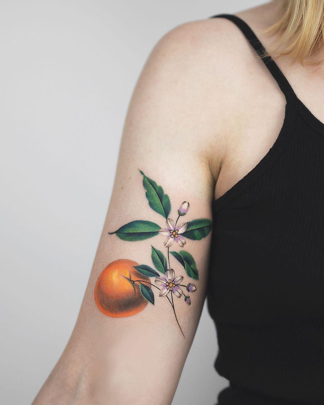 Orange by Rey Jasper