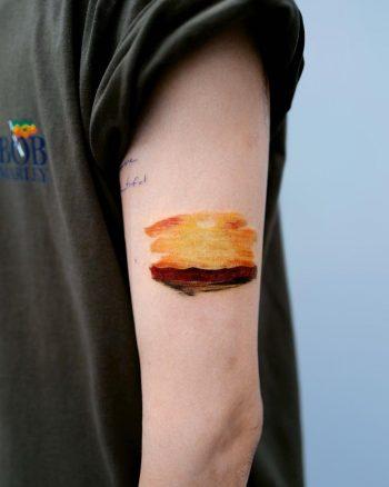Twilight tattoo by Studio Bysol