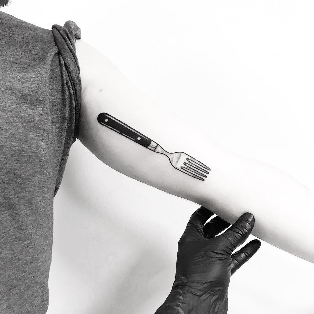 A fork by tattooist pokeeeeeeeoh