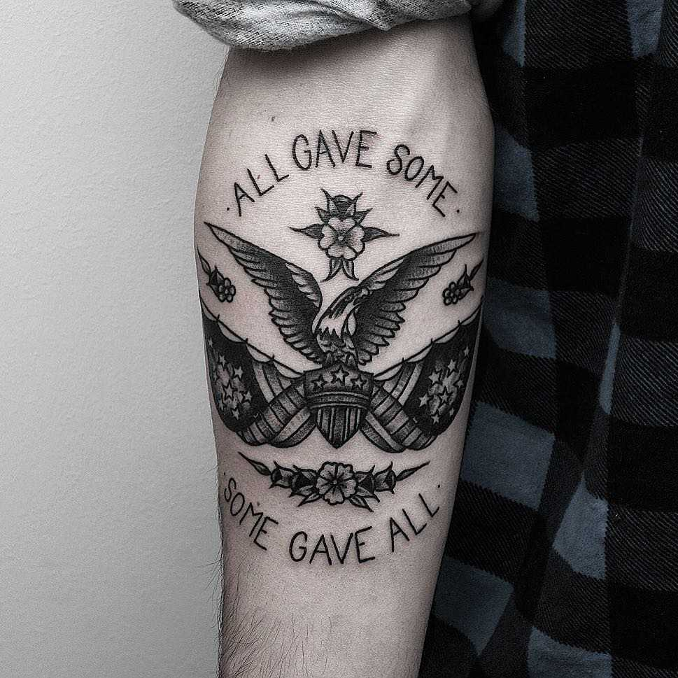 All gave some, some gave all by Krzysztof Szeszko