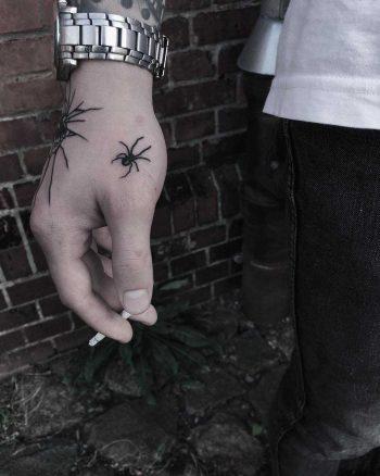 Arachnophobia by Krzysztof Szeszko