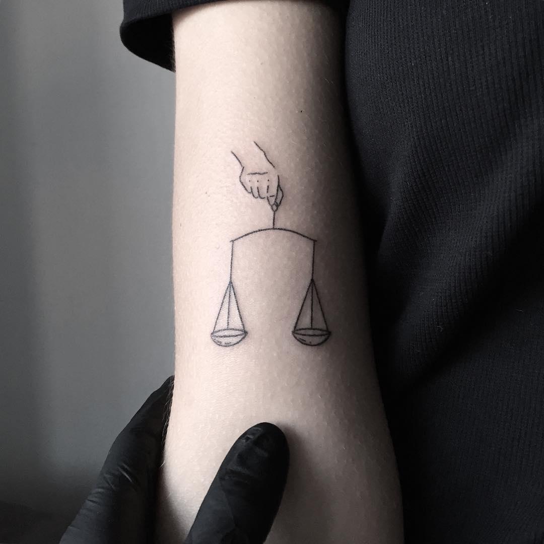 Balance by tattooist pokeeeeeeeoh
