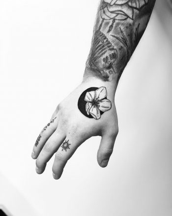 Black Out Circle by Jake Harry Ditchfield