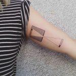 Camera Obscura tattoo by Aga Kura