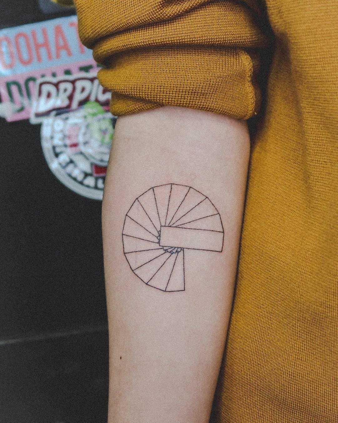 Infinity by tattooist Bongkee