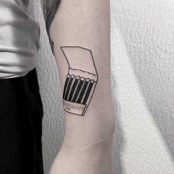 Matches by tattooist Oozy