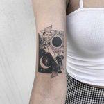 Pisces by Nudy tattooer