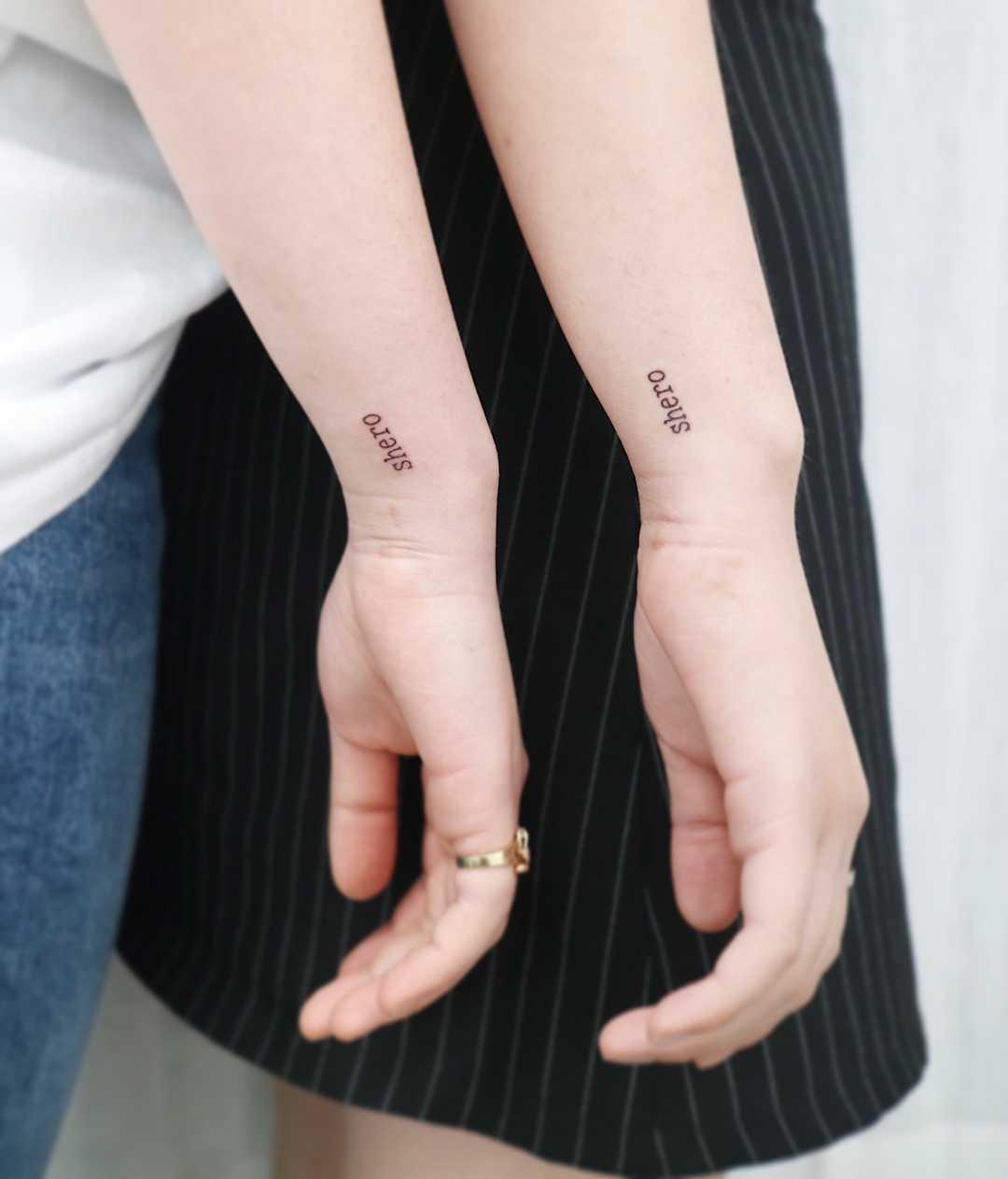 Shero tattoos by tattooist Nemo
