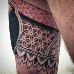 Thigh piece by Remy B