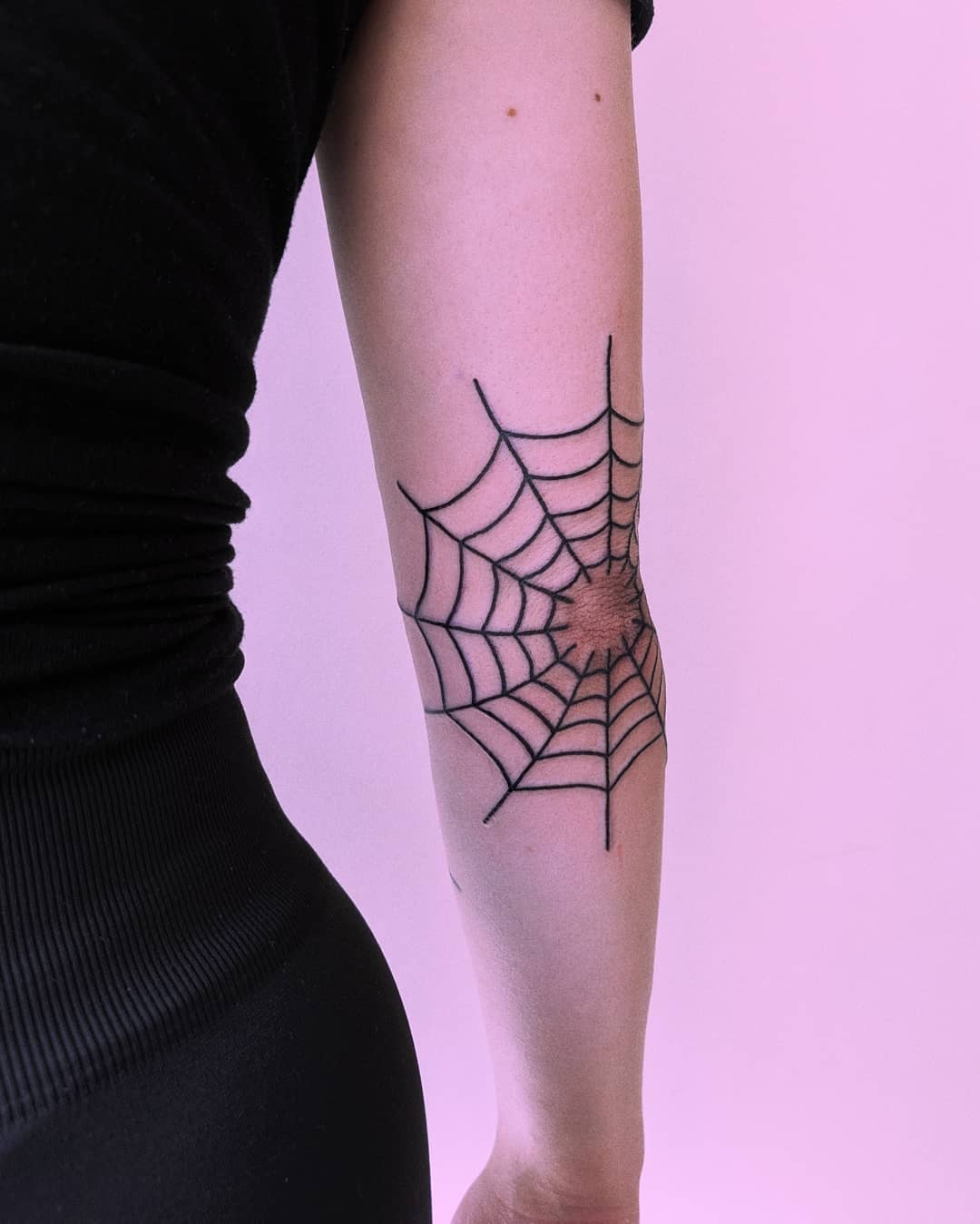 Web around the weenus by Tristan Ritter