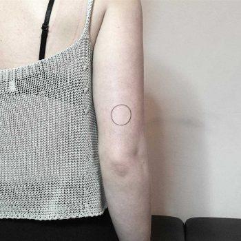Circle by tattooist pokeeeeeeeoh