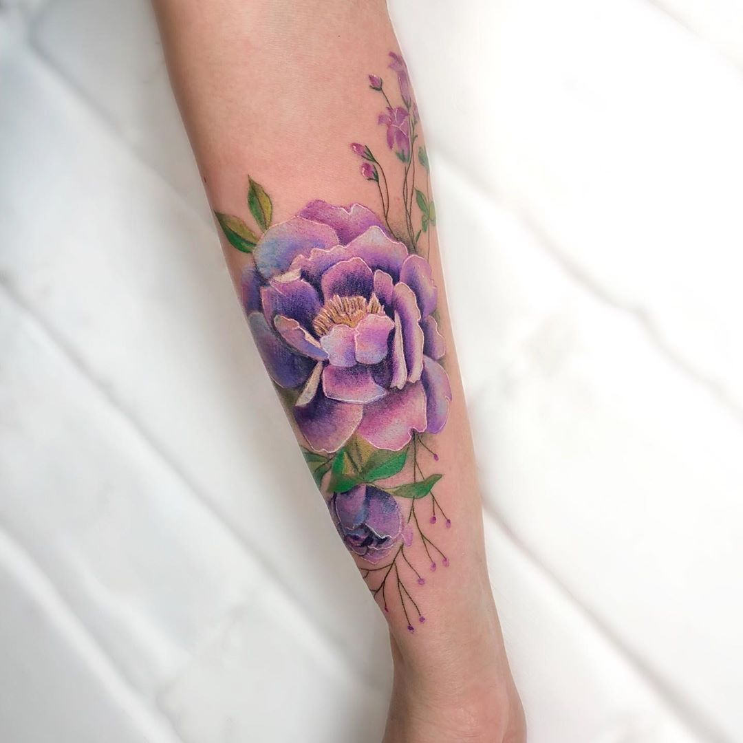 Cover up flowers by Angelica Talavera