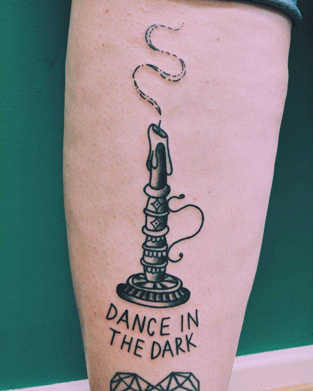 Dance in the dark by Tristan Ritter