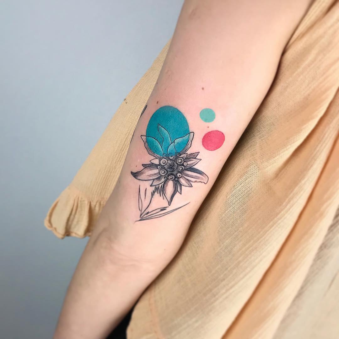 Flower by Angelica Talavera