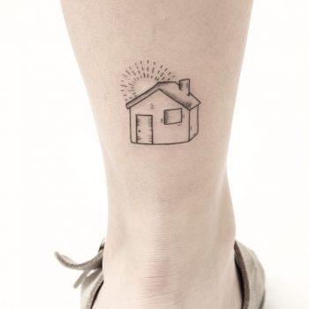House of the raising sun by Sara Kori
