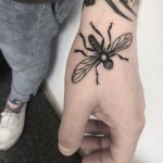 Black fly by @skrzyniarz_