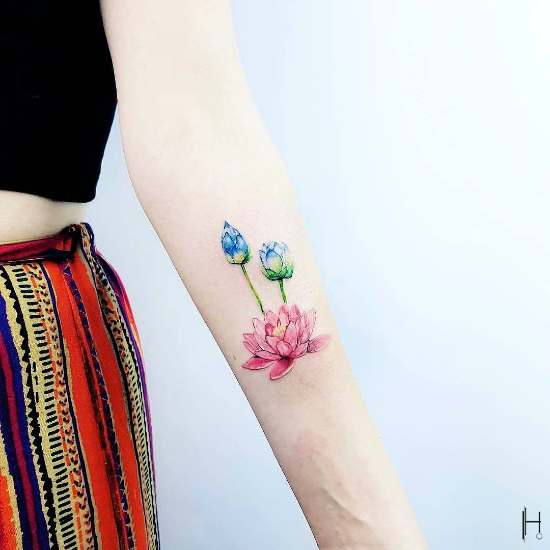 Cute flowers by Hakan Adik