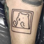 Don't give a by tattooist Mr.Heggie