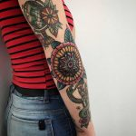 Elbow mandala by rocotatt