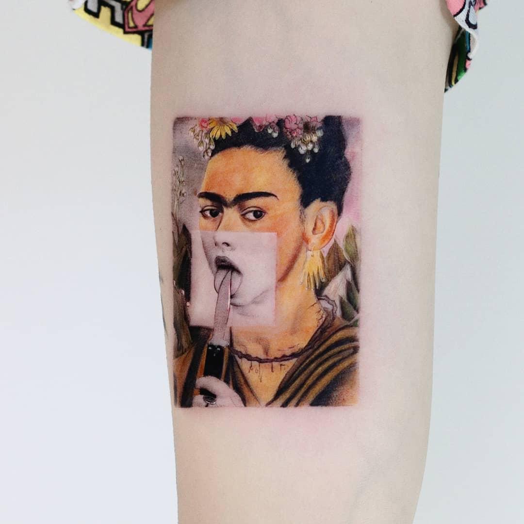 Frida by Hakan Adik