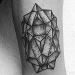 Haeckel stone by tattooist weepandforfeit