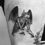 Lonely devil by tattooist weepandforfeit
