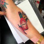 Loprete tattoo by rocotatt