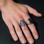 Om ring by Yaroslav Putyata