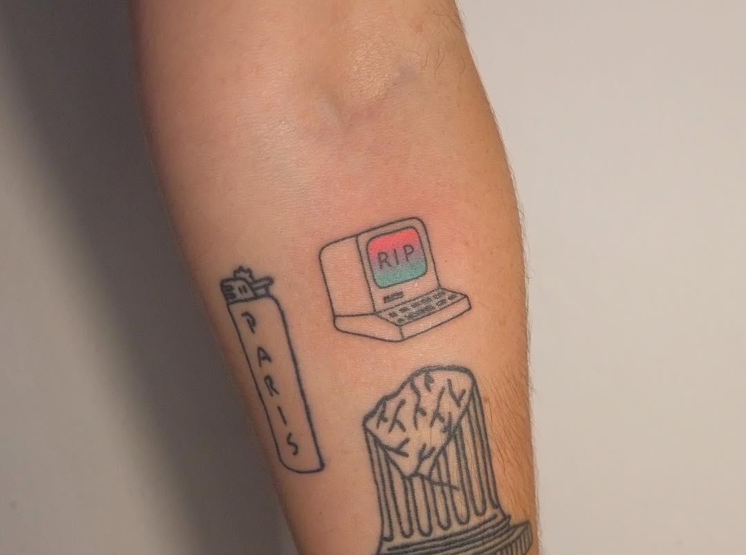 RIP computer by Yaroslav Putyata