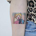 Sailor Moon by Hakan Adik