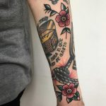 Traditional forearm by rocotatt